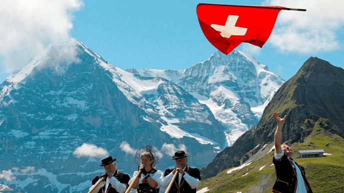 SWISS NATIONAL DAY CELEBRATION