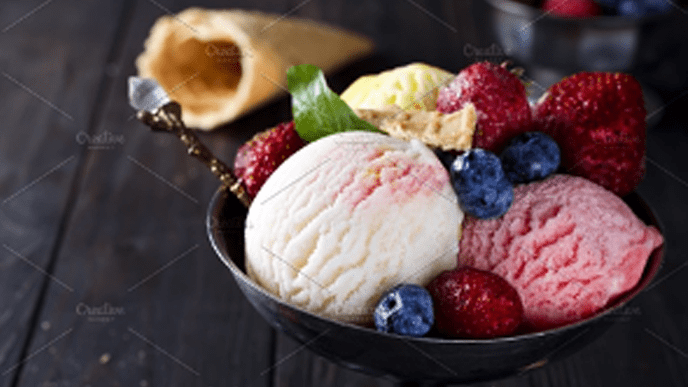 GELATO FRUITY –  ITALIAN ICE CREAM