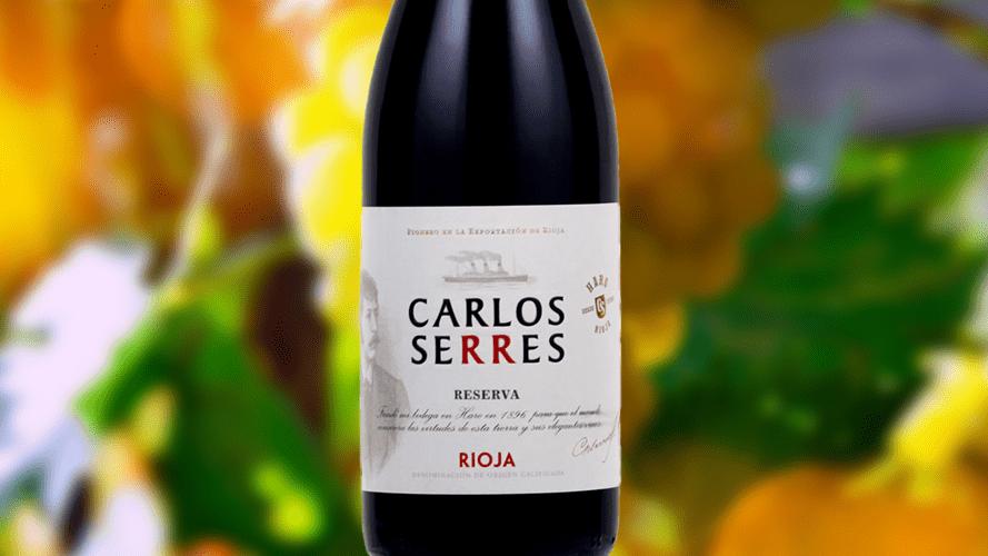 Carlos Serres Reserva